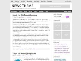 News lila ~ Genesis Prémium WordPress sablon
