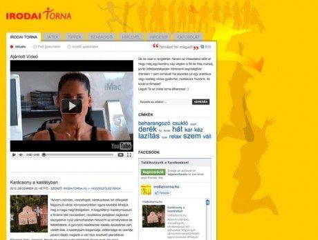 Irodaitorna.hu ~ Prémium WordPress honlap